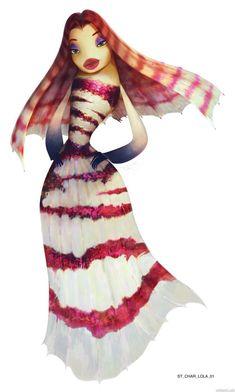Lola, from Shark Tale. Dreamworks Movies, Dreamworks Animation, Shark Tale Lola, Miss Perfect, Fish Tales, Bee Movie, Kung Fu Panda, Fairy Godmother, Princesas Disney