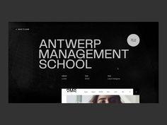 Visual designer based in Belgium.Available for freelance work from January 2021glenncatteeuw@gmail.com Modern Web Design, Web Ui Design, Web Design Black, Site Portfolio, Portfolio Layout, Web Layout, Layout Design, Grid Layouts, Application Design