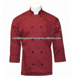 chef uniform Cotton Bag, Cotton Fabric, Restaurant Uniforms, Waist Apron, Muslin Bags, Bib Apron, Chef Jackets, Trousers, Stylish