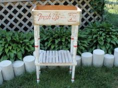 Bottle crate plant stand