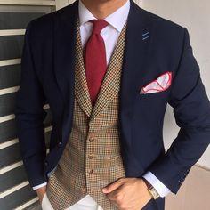 "classydappermen: ""by @gentsquared #classydapper """