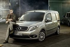 MacGyver thinks the Mercedes-Benz Citan is the right tool for any job