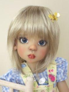 Kaye Wiggs dolls | Sharing LAYLA by Kaye Wiggs (BJD) ~