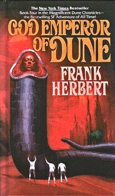 ☆ God Emperor of Dune :→: Author Frank Herbert ☆
