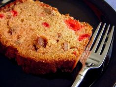 Cherry Pie Filling Bread