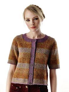 Knitting - cardi