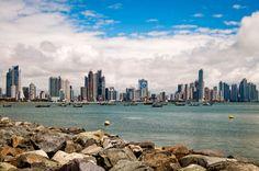 SKYLINE CASCO VIEJO / OLD TOWN - Panama City.Panama