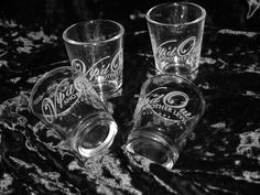 "Vipdout Shot Glasses ""sold in pairs"""