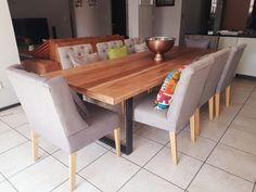 Oak Table, Dining Tables, Dining Bench, White Oak, Furniture, Design, Home Decor, Oak Desk, Kitchen Dining Tables