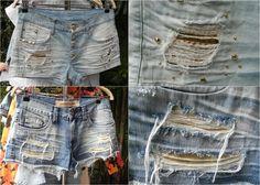 Shorts jeans damyller