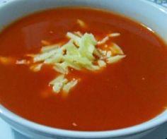 Ceyhun Kirimli online: Kremali domates corbasi, Ceyhun Kirimli icin