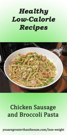 This pasta is both healthy and delicious. #youaregreater #weightlosssupport #healthyrecipes #lowcalorierecipes