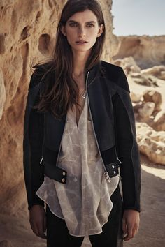Belstaff Spring 2016 Ready-to-Wear Collection Photos - Vogue  http://www.vogue.com/fashion-shows/spring-2016-ready-to-wear/belstaff/slideshow/collection#16