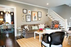 The Eagle's Nest: Our house on apartment therapy