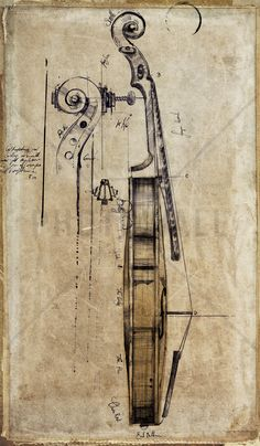 Violin - Wall Mural & Photo Wallpaper - Photowall