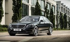 2014 Mercedes S-Class joins exclusive 5-Star club after intense scrutiny