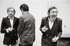 París visto por Magnum   El Viajero   EL PAÍS  Los 80 más artísticos 'Serge Gainsbourg y su estatua de cera en el Museo Grévin', tituló esta imagen el fotógrafo de Magnum Guy Le Querrec. La instantánea se realizó el 2 de mayo de 1981.  GUY LE QUERREC / MAGNUM PHOTOS