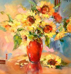 Автор картины Анна Разумовская ( Anna Razumovskaya )