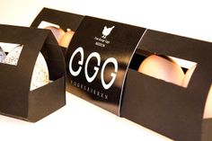 Vogeleieren Premium Eggs (Student Project) on Packaging of the World - Creative Package Design Gallery