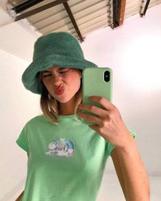 Get to know: The cutest brand you ever did see. Think oversized sweats, pastel cardigans and printed tees. Plus there's a tonne of styles exclusive to ASOS *starts Daisy Street Saved Items: Board* Aesthetic Fashion, Look Fashion, Aesthetic Clothes, Fashion Outfits, Fashion Men, Aesthetic Green, 90s Aesthetic, Green Fashion, Fitness Aesthetic