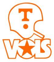 Tennessee Vols logo, free logo design - Vector.