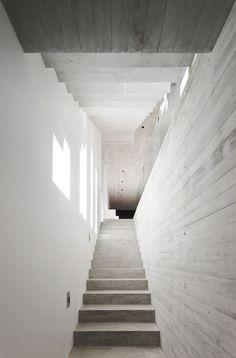 Aguas Claras House by Ramon Coz + Benjamin Ortiz |
