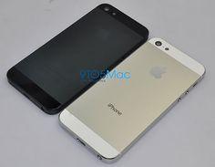 New iPhone 5?