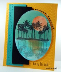 Fun in the Sun by jojot - Cards and Paper Crafts at Splitcoaststampers