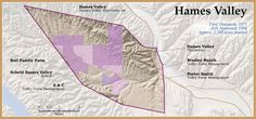 AVA's (American Viticultural Area) | Monterey County Vintners & Growers Association Hames Valley