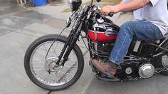 1942 Harley Knucklehead custom