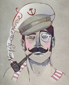 sailor drawing - Поиск в Google