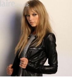 Taylor swift leather