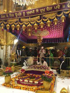 ਵਾਹਿਗੁਰੂ ਜੀ Golden Temple Wallpaper, Sikh Quotes, Gurbani Quotes, Harmandir Sahib, Sri Guru Granth Sahib, Golden Temple Amritsar, Dev Ji, Shiva Lord Wallpapers, Indian Gods