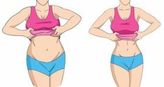 Belly Fat Workout – 12 Exercises That Will Get Rid of Your Mommy Tummy - Diary of a Fit Mommy Pool Workout, Mommy Workout, Workout Fitness, Flat Tummy, Flat Stomach, Flat Belly, Lower Belly, Lower Stomach, Dieta Detox
