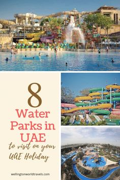 Top 8 Water Parks in