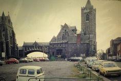 Old Dublin Photos - Old Dublin Town Ireland Pictures, Images Of Ireland, Old Pictures, Dublin Street, Dublin City, Old Time Photos, Irish Catholic, Dublin Ireland, Belfast