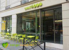 Manger sans gluten - Restaurant sans gluten à Paris 37, rue de Berry 75008 Paris  Téléphone : 01 40 74 00 74  Site internet : www.qualiteandco.com