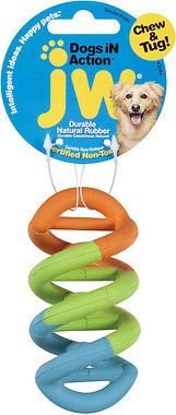 JW Pet Dogs iN Action Dog Toy 6.99