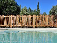 Art Studio At Home, Lake Cabins, Fence Gate, Garden Gates, Moustache, Pergola, Papyrus, Outdoor Decor, Plants