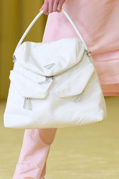 Best Handbags, Prada Handbags, Prada Bag, Prada Backpack, My Style Bags, Sac Week End, Spring Bags, Spring Summer, Prada Spring