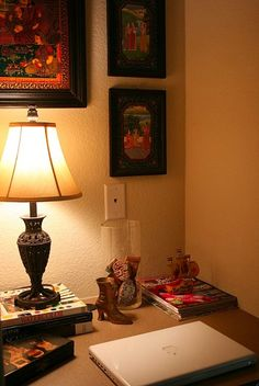 Lamp corner
