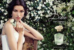 Dolce by dolce & Gabbana - Suave fragrância feminina de flores brancas. Neroli e flor de mamão abrem a composilao, com coração de amarílis, narcisos e lírio de agua branca em base de cashmere e musk.