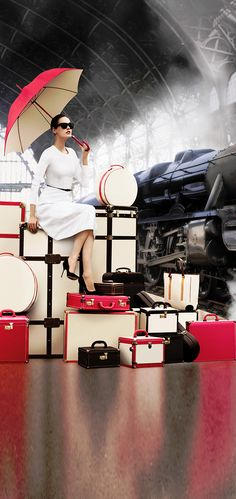Luxury Traveler- Carolina Herrera - CH Grand Tour- #LadyLuxuryDesigns