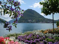 In Lugano, Switzerland.....love it there!