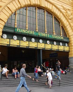 The Flinders Street Station steps are an iconic part of Melbourne, engrained in its history from the very beginning. However, for me personally, these steps have an accessory in the form of the Goths and Emos that congregate there. While the Goth subculture has existed for many years, Emos, or my knowledge of Emos, have only existed for a decade or so. Both of these subcultures share in their negative societal view, seen as deviant and rejecting social norms.