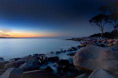 Binalong Bay, Tasmania @http://www.alexwisephotography.net/