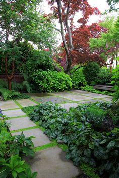 // Urban Retreat by Paul Sangha Landscape Architecture
