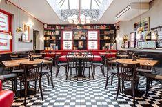 Сеть ресторанов французской кухни Café Rouge