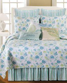 St. Augustine Bedding | OceanStyles.com