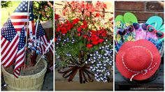 yard decor ideas!